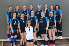 1. Damenmannschaft 2016