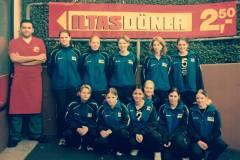 1. Damenmannschaft 2008