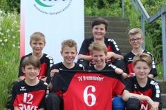 Männliche Jugend U14 - 2018