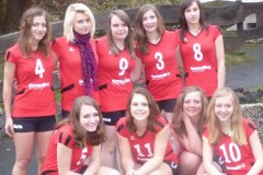 Damenmannschaft 2011