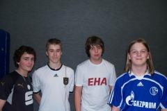Männliche Jugend 2011