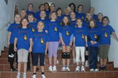 Mädchengruppe 2011