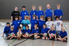 Jungengruppe 2012