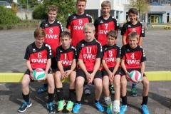 Männliche B-Jugend 2014