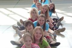 Weibliche C-Jugend 2011