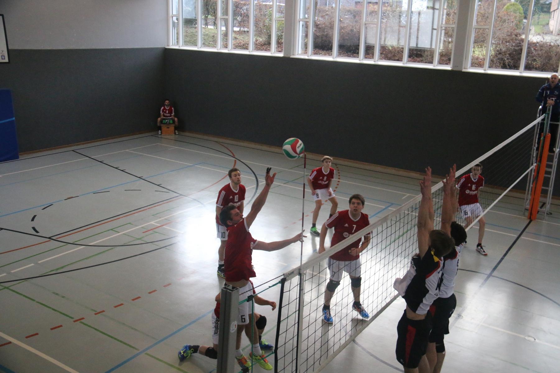 Volleyball-101