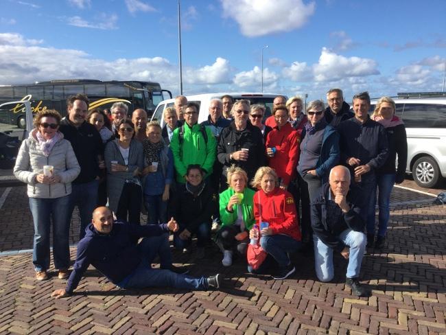 Stockenten-Ameland-Fahrt